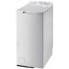 Стиральная машина с вертикальной загрузкой INDESIT ITW A 61051 W (RF)