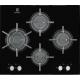 Варочная поверхность ELECTROLUX EGT 96647 LK